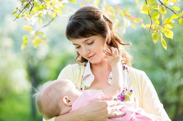 Μαθήματα μητρικού θηλασμού - εικόνα